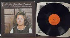 Rita Reys Sings B urt Bacharach Rogier Van Otterloo vinyl S64253  010219LLE