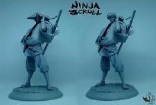 Ninja Scroll  獣兵衛忍風帖 Jubei Kibagami resin kit Heavy Gauge by SRM !