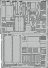 EDUARD 1/35 ARMOR- LVT4 INTERIOR FOR AFV | 36240