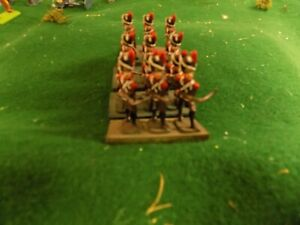 Jack Scruby 30mm Napoleonic French Infantry Painted (12)