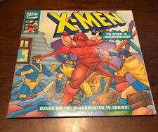 Marvel X-MEN: To Stop A Juggernaut (Random House PICTUREBACK) 1993 - Vintage