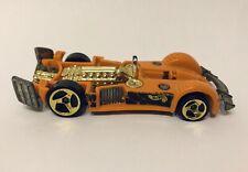 1995 Mattel Hot Wheels Road Rocket Orange
