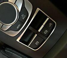 Audi A3 S3 RS3 8v quattro Aluminiumblende Schalter Mittelkonsole