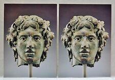 Lot of 2! Vintage 1997 J. Paul Getty Museum Souvenir Postcards *Unused* Bacchus