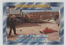 1993 SkyBox Super Mario Bros Movie #81 materialized in brooklyn Card k0w