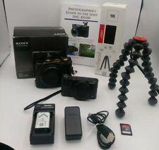 Sony Cyber-shot RX100 Digital Camera Starter Bundle