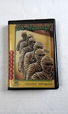 MSX OH! MUMMY ECLIPSE SOFTWARE LOOK PHOTO