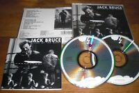 Jack Bruce - Cities Of The Heart 2 CD Box