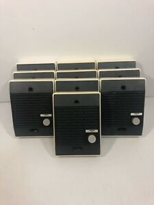 Lot of 10 AiPhone LE-D Surface Mount Audio Door Stations for LE Series