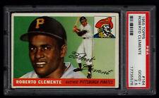 1955 Topps #164 Roberto Clemente RC PSA 2.5 Pirates
