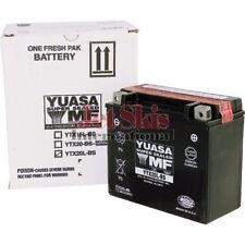 Yuasa Maintenance Free Battery 2001-2008 Honda GL1800 Gold Wing Size: YTX20L-BS