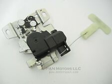 Mitsubishi Galant 2004 2005 2006 2007 rear trunk lid lock latch actuator oem
