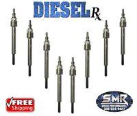 Duramax LLY Diesel Glow Plug Set Fits 2004.5-2005 Correct 4.7 Volt Plugs