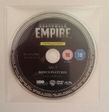 Boardwalk Empire - Season 1 – Disc 3 - Region 2 - Replacement DVD - DISC ONLY