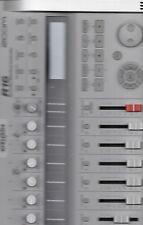 MAKE OFFER FREE SHIP*  w BiN Zoom R16 Digital Multi Track Recorder