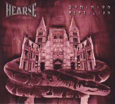 Hearse - Dominion reptilian (CD)