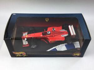 HotWheels 1:18 Rubens Barrichello Ferrari F1-2000 #4 Die-Cast Model