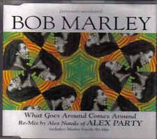 Bob Marley-What Goes Around Comes Around cd maxi single