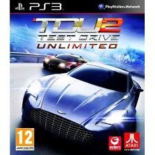 Test Drive Unlimited 2 PS3 Nuevo Y Sellado (Sony Playstation 3, 2011)
