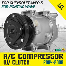 AC Compressor for Chevrolet Aveo Aveo5 2004 2005 2006 2007 2008 1.6L AVEO568270
