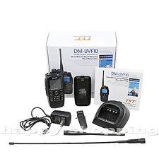 TYT DM-UVF10 136-174/400-470MHz Dual Band DPMR Transceiver Two Way Radio Transce