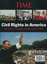 TIME MAGAZINE SPECIAL: CIVIL RIGHTS IN AMERICA (2014) BRAND NEW!  FREE SHIP!!