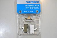 Pads Bremsscheibe SHIMANO BR-M9000 XTR XT SLX ALFINE Harz G02A/DESC BRAKE
