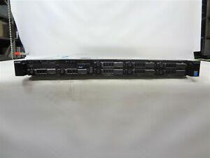 """Dell R630 2x Intel Xeon E5-2630L v3 16-Core 192GB DDR4 2x 2.5"""" Dell 600GB SAS"""