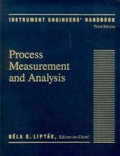 Instrument Engineers' Handbook, Third Edition: Process Measurement and Analysis