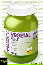 +WATT Vegetal Blend- proteine vegetali adatte anche ai vegani GUSTO VANIGLIA
