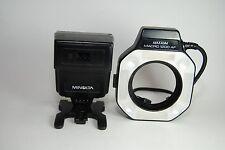 MINOLTA MAXXUM 1200 AF MACRO FLASH - FOR REPAIR