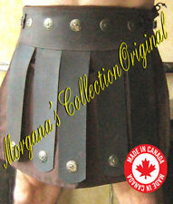 Medieval Roman Greek Leather Belt Armor