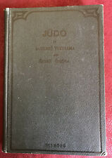 Judo — Scarce Original 1915 Hardcover Book by Yokoyama and Oshima