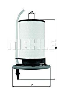 MAHLE Fuel Filter For FIAT OPEL ALFA ROMEO JEEP MASERATI PEUGEOT 500 Mpv 818011