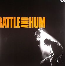 U2 RATTLE AND HUM LP VINYL NEW 180GM 2LP REMASTERED