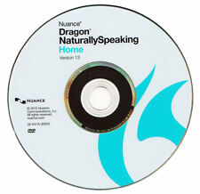 Nuance Dragon Naturally Speaking Home 13 Version 13.0 - Open Box