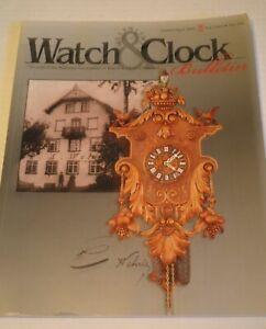 #762] NAWCC Bulletin #396 Mar/Apr Vol 54 Watchcase Factories, Bristol Clk & Wtch