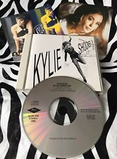 Kylie Minogue - Shocked Rare Japan CD Single With 2 Prints S/A/W Pwl