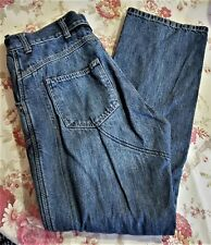 Iron Workers Jeans with Reinforced Knees Size 34