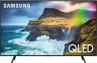 """Samsung 75"""" QN75Q70RAFXZC 4K Ultra HD QLED Smart TV"""