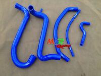 Silicone radiator heater hose for FORD AU FALCON 4.9L V8 INC XR8 1998-2002 BLUE