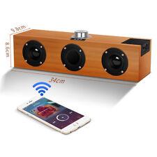 A22 Tragbarer Bluetooth Wireless Lautsprecher mit TF / USB Slot, AUX, FM Radio