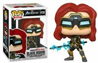 FUNKO POP! AVENGERS GAMERVERSE BLACK WIDOW #630 Regular Brand New Toy Figure