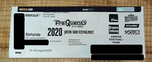 Frequency Ticket 2021