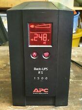 APC Back-UPS RS 1500 Uninterruptible Power Supply