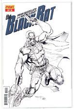 Black Bat #12 - Ardian Syaf Black & White Ultra-Limited Variant - Only 50 Exist!