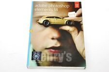 ADOBE PHOTOSHOP  ELEMENTS 14 FOR WINDOWS/MAC OS/NEW