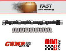 COMP CAMS CL12-214-4 CHEVY SBC 283 327 350 400 HYD CAMSHAFT & LIFTERS KIT 305H