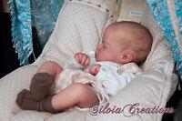 Vinyl Newborn Reborn Doll kit *Niall * Fake baby boy or girl Phil Donnelly twins