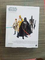 Star Wars Episode V ig88 bossk Darth Vader luke commemorative collection digital
